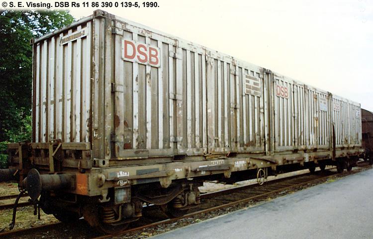 DSB Rs 3900139