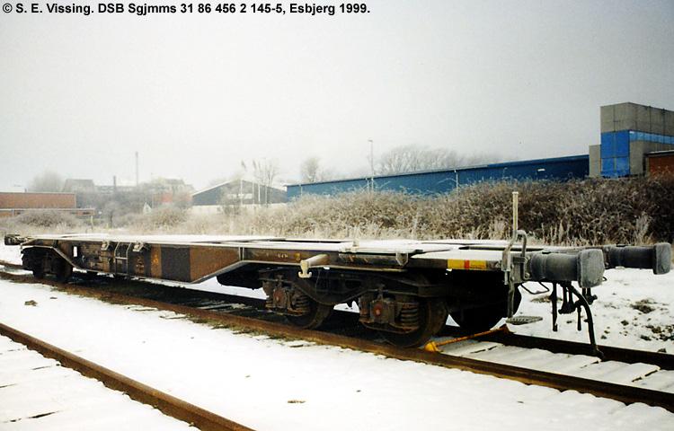 DSB Sgjmms 4562145