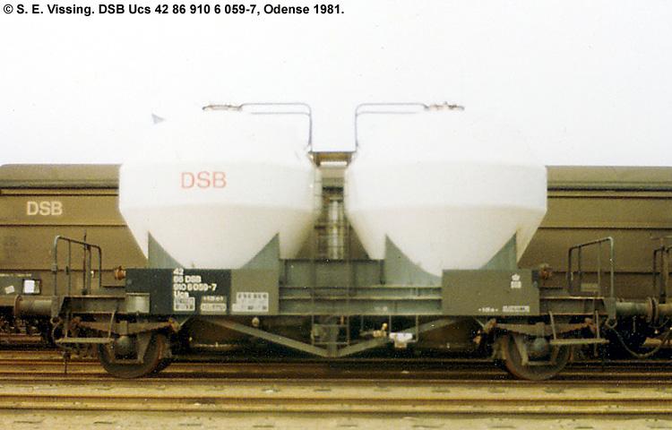 DSB Ucs 9106059