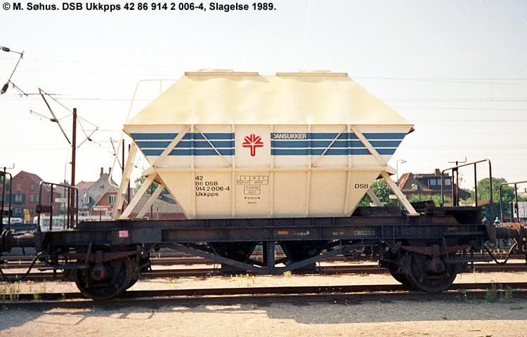 DSB Ukkpps 9142006