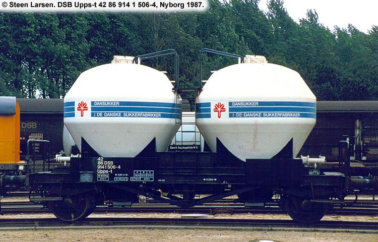 DSB Upps-t 9141506