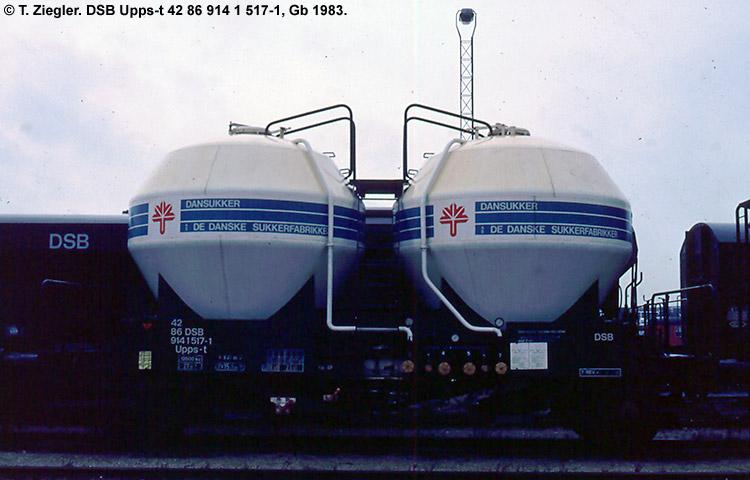 DSB Upps-t 9141517