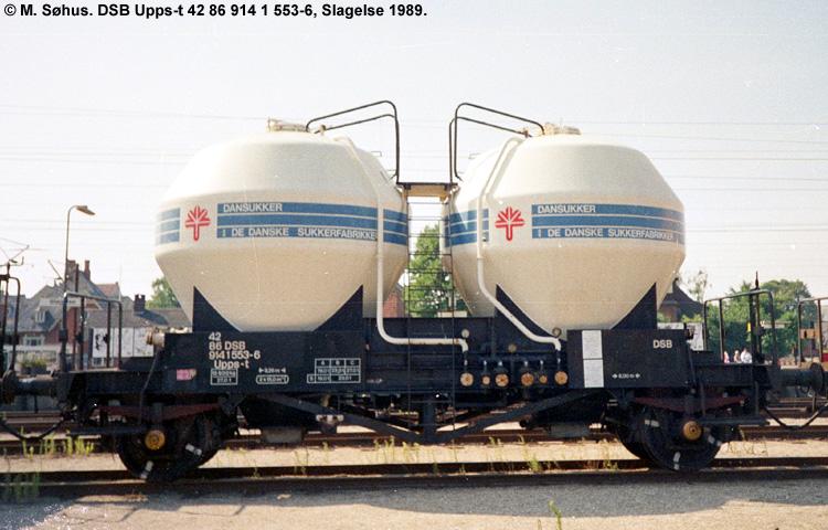 DSB Upps-t 9141553