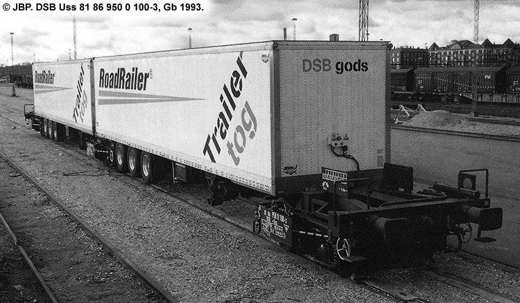 DSB Uss 9500100