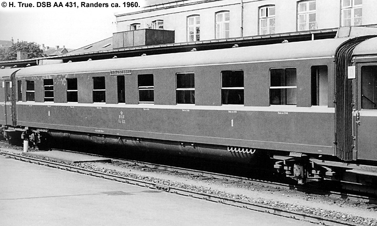 DSB AA 431