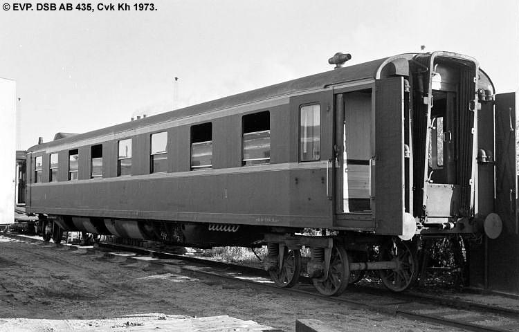 DSB AB 435
