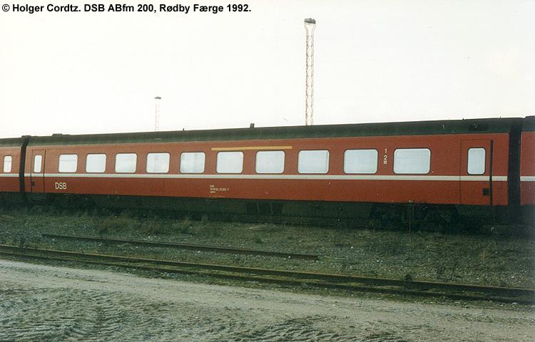 DSB Cfm 200