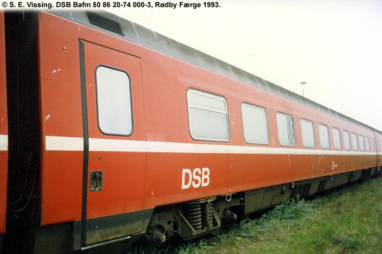 DSB Afm 0