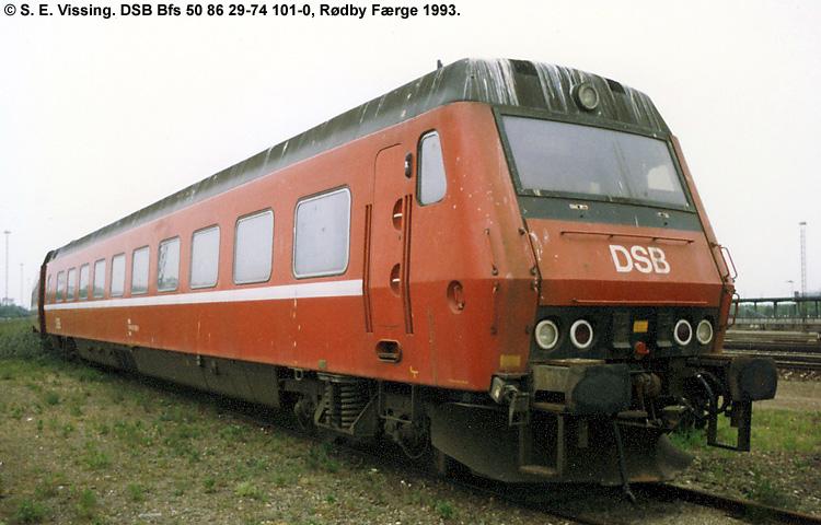 DSB Bfs 101