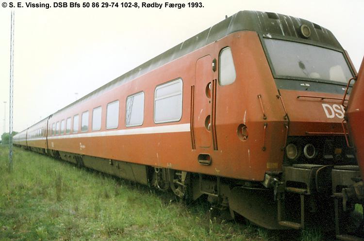 DSB Bfs 102