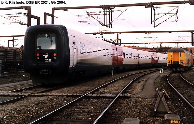 DSB ER 2021