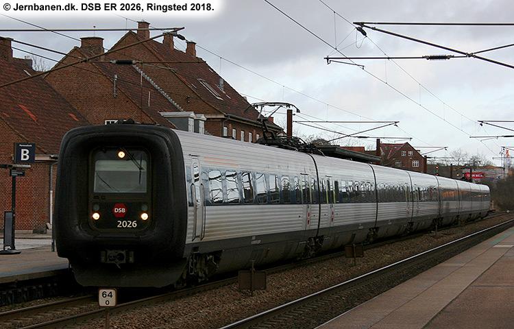 DSB ER 2026