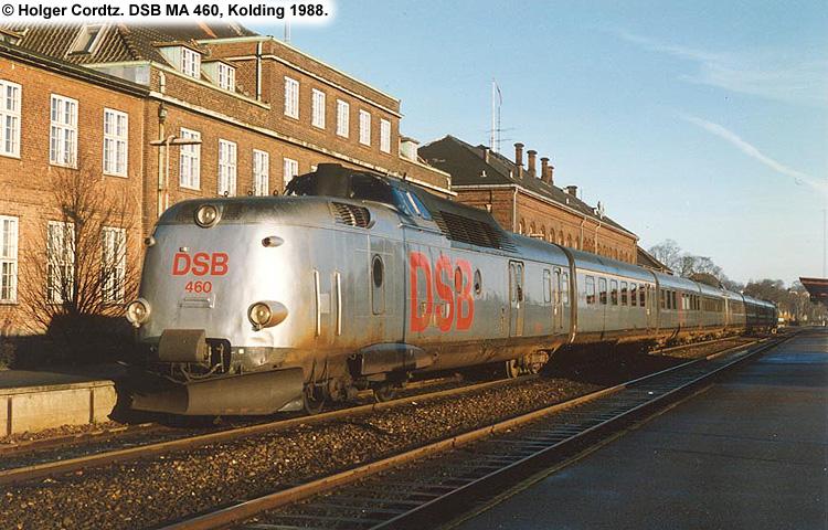 DSB MA 460