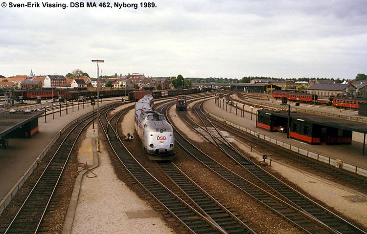 DSB MA 462