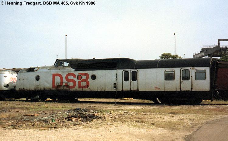 DSB MA 465