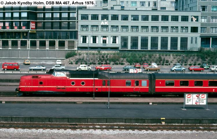 DSB MA 467