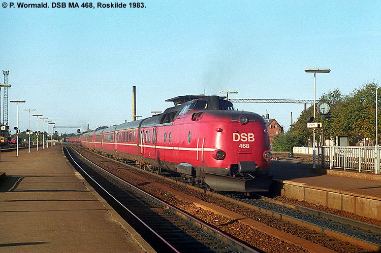 DSB MA 468