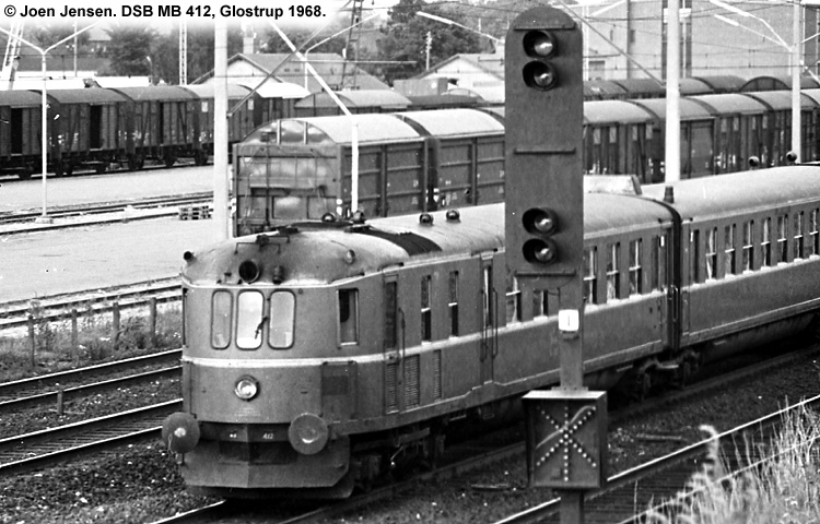 DSB MB 412