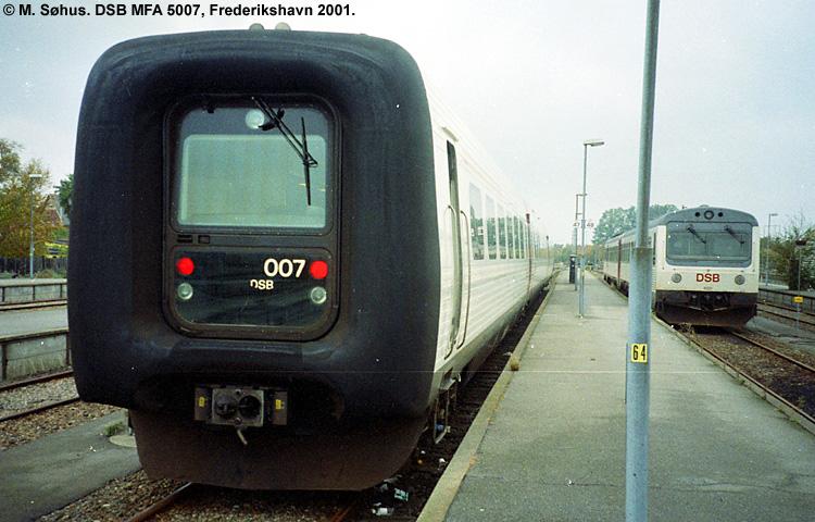 DSB MFA 5007