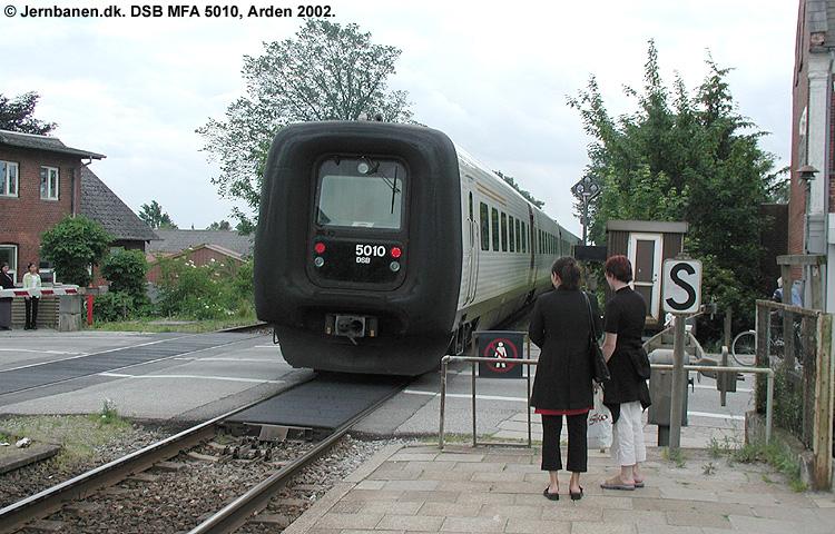 DSB MFA 5010
