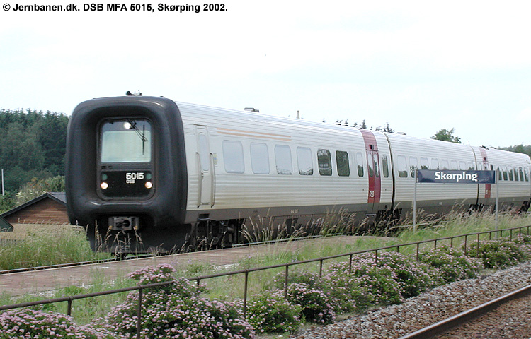 DSB MFA 5015
