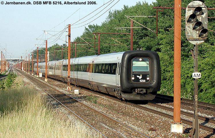 DSB MFA 5016