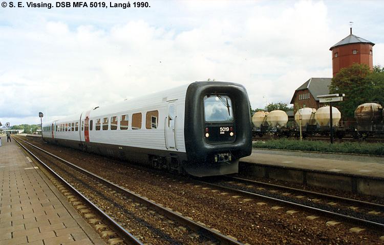DSB MFA 5019