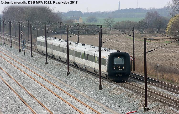 DSB MFA 5022