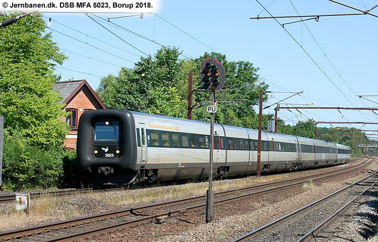 DSB MFA 5023