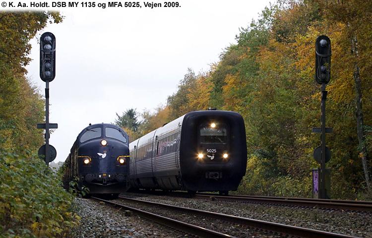 DSB MFA 5025