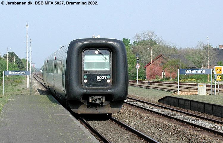 DSB MFA 5027
