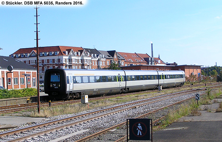 DSB MFA 5035