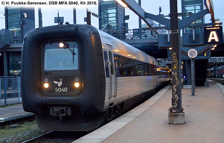 DSB MFA 5040