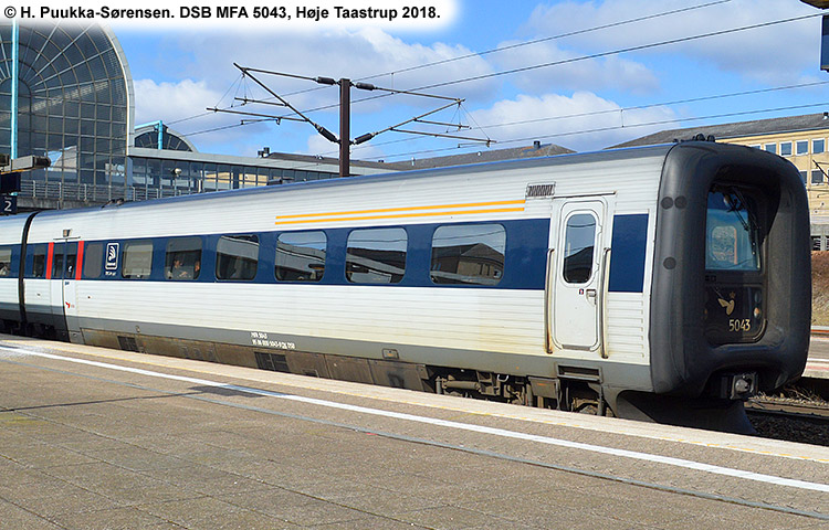DSB MFA 5043