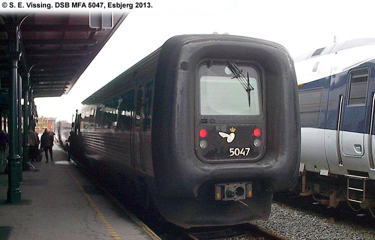 DSB MFA 5047