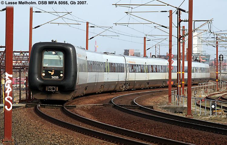 DSB MFA 5055