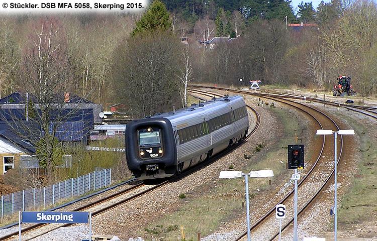 DSB MFA 5058