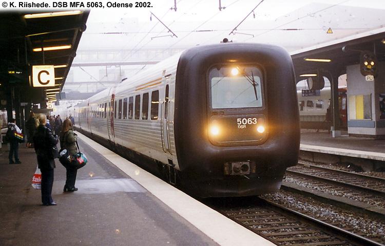 DSB MFA 5063