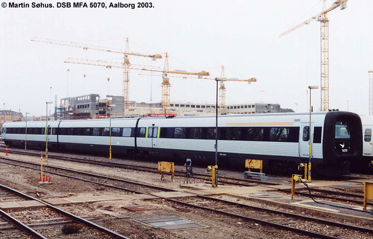 DSB MFA 5070