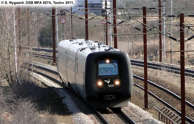 DSB MFA 5074