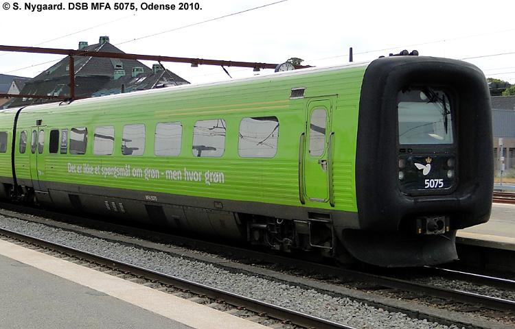 DSB MFA 5075
