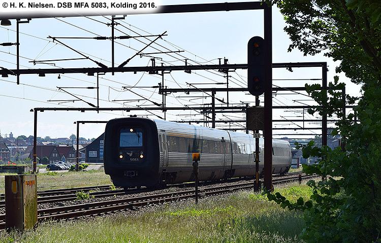 DSB MFA 5083