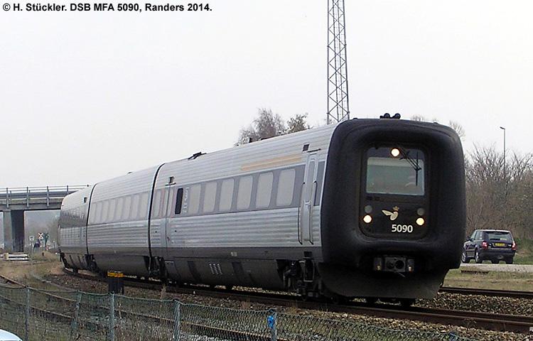 DSB MFA 5090