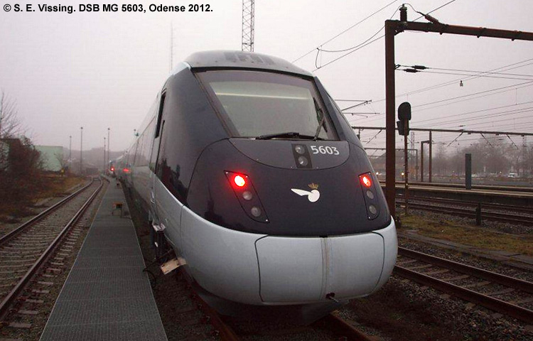 DSB MG 5603