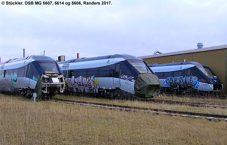 DSB MG 5607