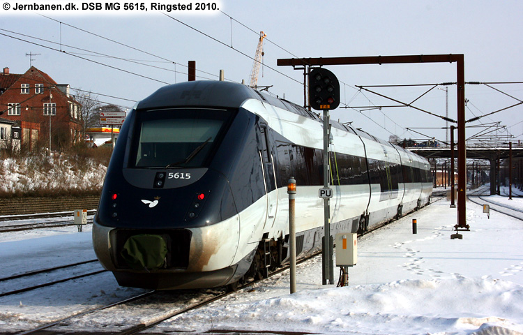 DSB MG 5615