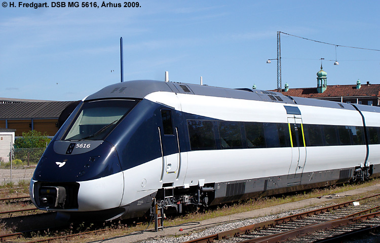 DSB MG 5616