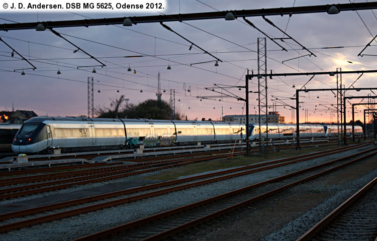 DSB MG 5625