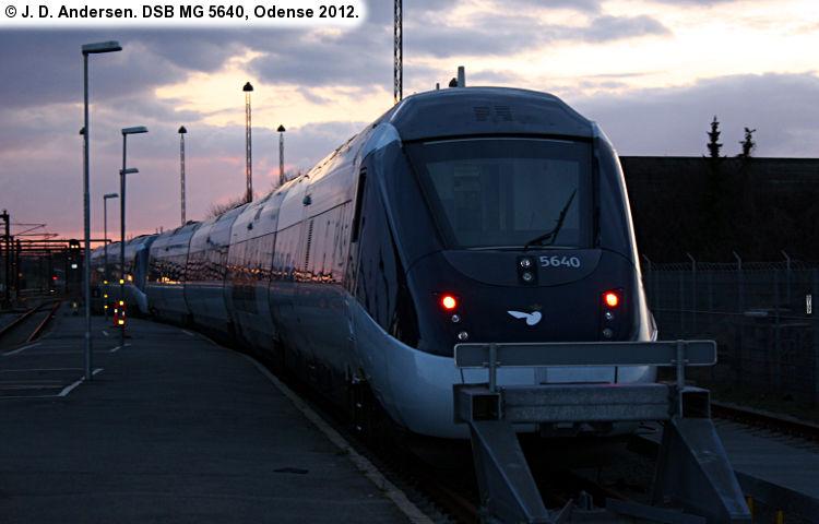 DSB MG 5640