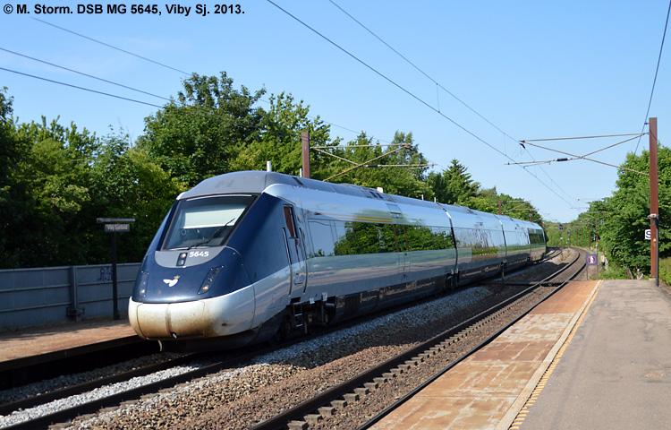 DSB MG 5645